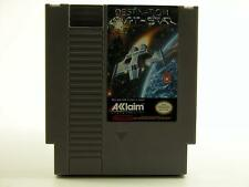 Destination Earthstar 8-bit NES GAME ONLY-Cleaned & Works!!!