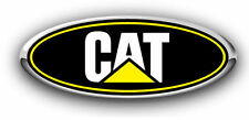 Ford F250, F350 F450 Diesel CATERPILLAR Overlay Emblem Decals GRILLE