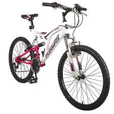 Muddy Fox bicicleta de montaña 20 pulgadas niños bicicleta MTB Bike rueda Shimano nuevo rosa pink