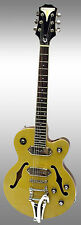Epiphone ETBKANCB1 Wildkat Collection Guitar with Bigsby Tremolo Archtop