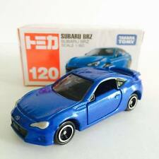 Takara Tomy Tomica No.120 Subaru BRZ ( Blue ) - Hot Pick