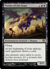 MASTER OF THE FEAST Journey into Nyx MTG Black Enchantment Creature — Demon RARE