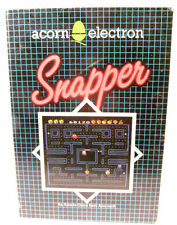 Acorn Electron Cassette Game -SNAPPER- BOXED