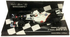 Minichamps Sauber C31 3rd Place Japan GP 2012 - Kamui Kobayashi 1/43 Scale