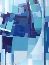 FOUGERAND.LAURENT ARTISTE PEINTRE FRANÇAIS _huile sur toile  _ 73 cm x 92 cm