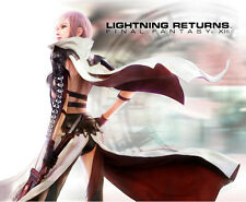 Final Fantasy XIII 13 Lightning returns mouse pad 1 free ship