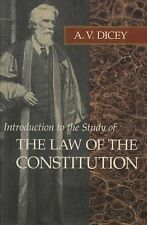 INTRODUCTION TO THE STUDY OF THE LAW OF THE CONSTITUTION - NEW HARDCOVER BOOK