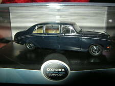 1:43 Oxford Daimler DS420 Limousine Dark blue/dunkel blau Nr. DS005 OVP