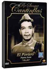 DVD  - El Portero - Puerta Joven NEW Por Siempre Cantinflas FAST SHIPPING !
