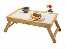 Multipurpose Laptop Table Bed Tray Foldable laptop table Wooden laptop table