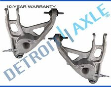Both (2) REAR Lower Control Arm & Ball Joint Assembly Buick Chevy Pontiac Saturn