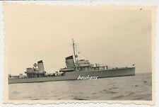 Foto Norwegen-Kriegsmarine-Schiff-Zerstörer Name ? 2.WK (i147)