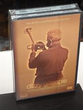 Dizzy Gillespie and The United Nations Orchestra - Live in London (DVD) NEW!