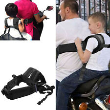 Children Posh Motorcycle Safety Strap Seats Belt Electric Vehicle Secure Harness