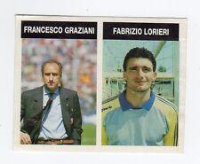 figurina CAMPIONI E CAMPIONATO 90/91 1990/91 N. 369 ASCOLI GRAZIANI, LORIERI