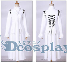 K RETURN OF KINGS Hisui Nagare Cosplay Costume White Coat Full Set