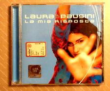 LAURA PAUSINI  -  LA MIA RISPOSTA  -  CD  1998  OTTIMO STATO