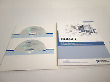 National instruments logiciel  NI-DAQ 7