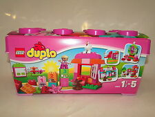 Lego Duplo 10571 All in One Pink Box Steine Neu OVP