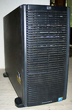 HP ProLiant ML350 G6 Xeon E5520 QC 2,27 GHz 6x 72 GB SAS HDD 10K 32GB RAM.