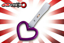 Brand New Purple Heart TSURIKAWA - JDM / Bosozoku Ring - Train Handle drift