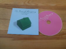 CD Indie Tim Kasher - Game Of Monogamy (11 Song) AFFAIRS OF THE HEART cb