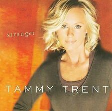 NEW Christian CD: Tammy Trent- Stronger. Humbled Beautiful God Impossibilities +