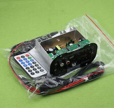 High quality HI-FI bass power amplifier for car 12V 24V 220V card USB remote 30W