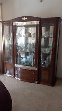 Cabinet Display Storage Use Italian Luxury Wood Sell for Only RM3000