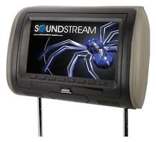 "New Soundstream VHD-90HD 9"" Headrest Monitor DVD Player MHL MobileLink Input"