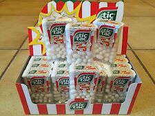 TIC TAC POP CORN 10.2g  LIMITED EDITION (  Pack of 6 ) FREE SHIPPING