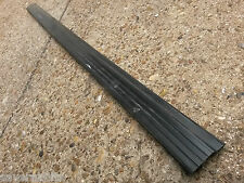 VW SCIROCCO MK2 53B 81-92 DOOR OUTER SHUT KICK PLATE SILL TRIM STRIP