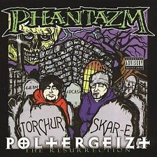 Phantazm-Poltergeizt - The Ressurection  CD NEW