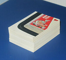 WACKY PACKAGES 86 ALBUM STICKERS SET 1-77   NM+