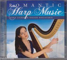 Romantic Harp Music - Tourner, Strauss -Krumholtz (2 CDs, NEU! OVP)