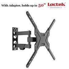"""Loctek LCD LED Full motion TV Wall Mount Bracket 14"""" 32"""" 39"""" 40"""" 50"""" for Samsung"""