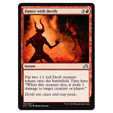 2x MTG Dance with Devils NM - Shadows over Innistrad