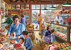 NEW! Gibsons Spoilt for Choice 500 piece extra large nostalgic jigsaw puzzle