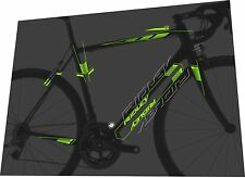 RIDLEY Helium SL 2015 Fluorgreen Sticker / Decal Set