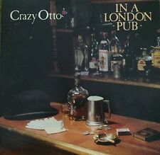 Crazy Otto In London Pub Vinyl Record LP NM First Pressing 1969 by Polydor Recor