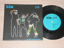 """BIS - ACTION AND DRAMA / GERM FREE ADOLESCENTS - 45 GIRI 7"""" UK"""