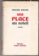 Une place au soleil Michel RAGON