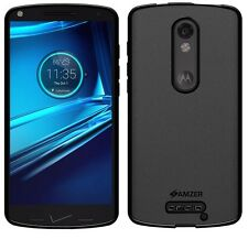 Amzer Exclusive Pudding opaco TPU cover MOTO X Forza / Droid Turbo 2 xt1585