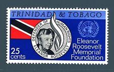 TRINIDAD & TOBAGO - 1965 - Eleanor Roosevelt