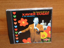 The Romantic Sound Of XAVIER CUGAT & His Orchestra : CD Album : CDHOT 635