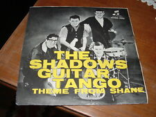 "THE SHADOWS "" GUITAR TANGO - THEME FROM SHANE "" ITALY'62"