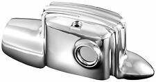 KURYAKYN 8653 CHROME REAR MASTER CYLINDER COVER HARLEY 2008-2012 TOURING FLH