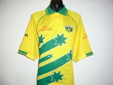 AUSTRALIA 1999 CRICKET WORLD CUP CHAMPIONS FLY EMIRATES ASICS SHIRT JERSEY XL