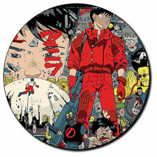 Parche imprimido, Iron on patch, /Textil sticker, Pegatina/ - Akira, A
