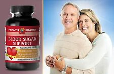 Blood Glucose Meter - BLOOD SUGAR SUPPORT - Dietary Supplement 1 Bottle 60 Caps.
